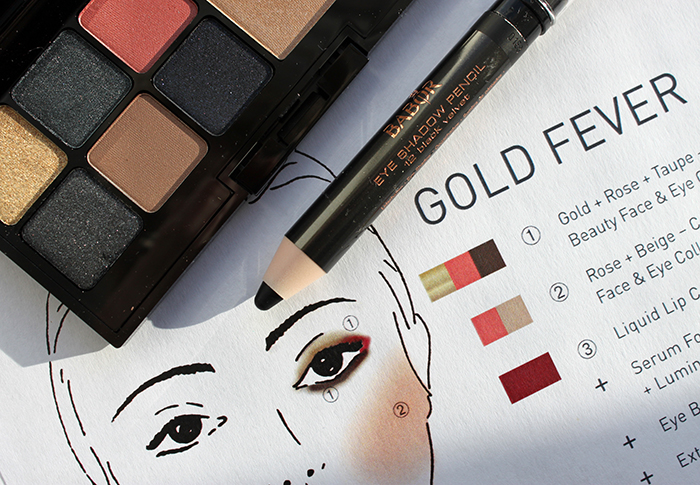 BABOR Celebrate Beauty Face & Eye Palette Gold Fever