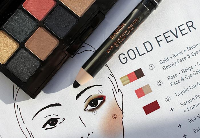 BABOR Celebrate Beauty Face & Eye Palette Gold Fever