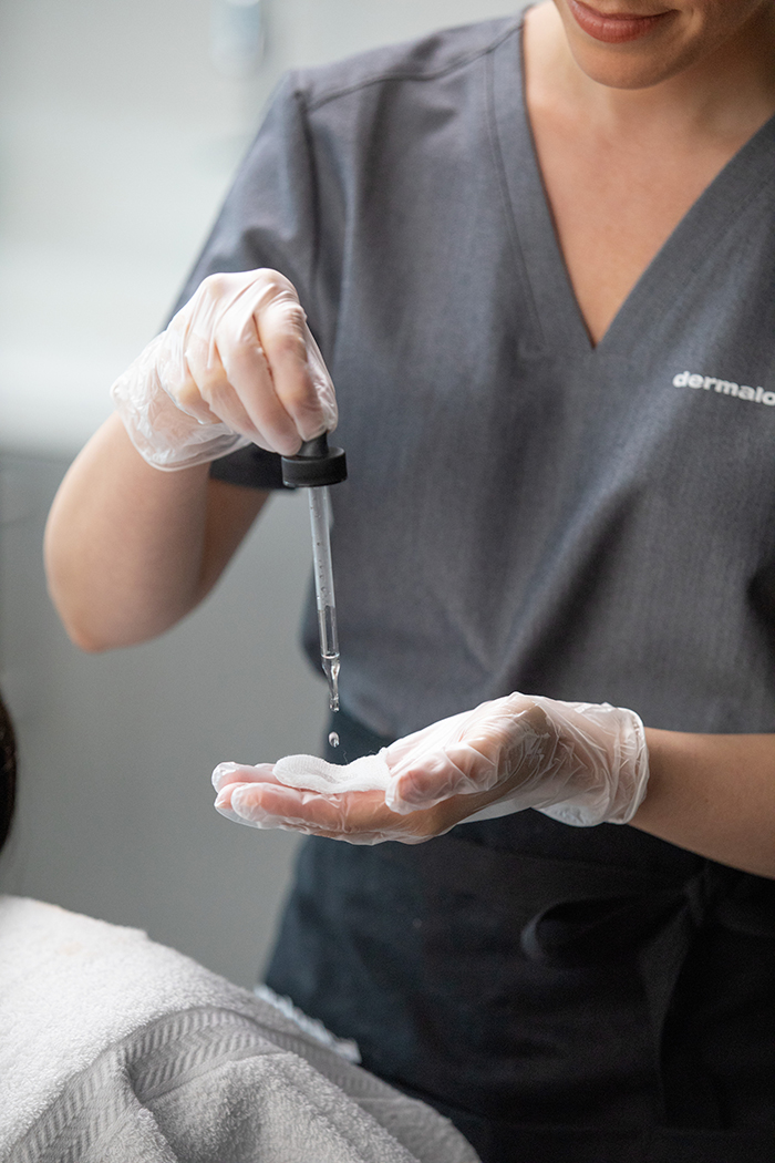 dermalogica peeling behandeling