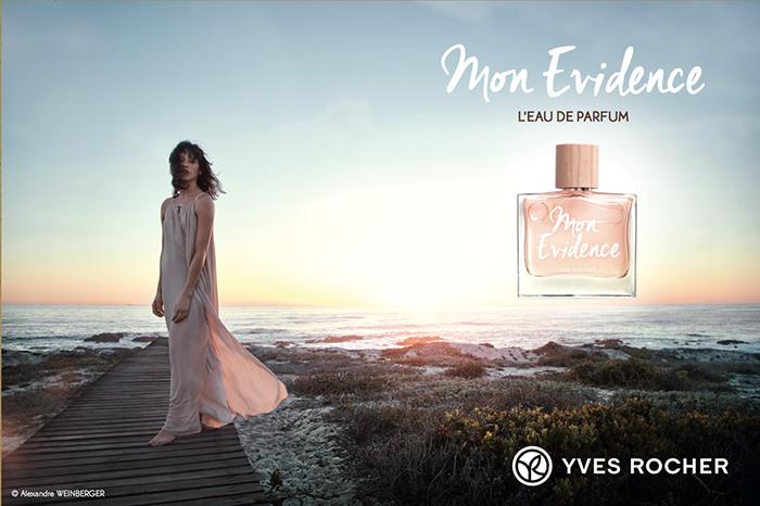 Yves Rocher Mon Evidence Parfum