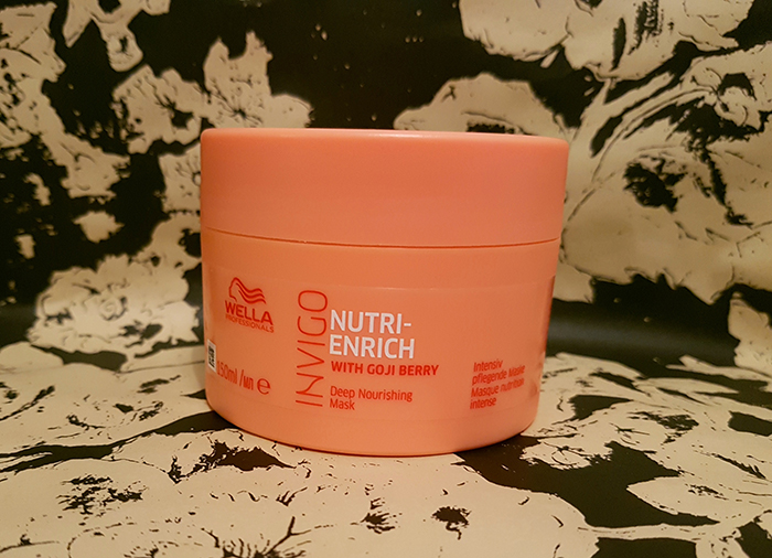 Wella Professionals Invigo Nutri-Enrich Deep Nourishing Mask