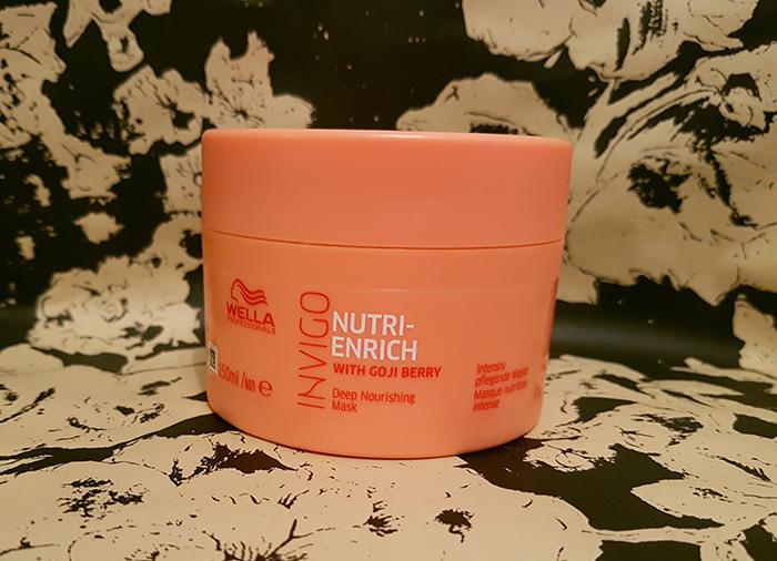 Wella Professionals Invigo Nutri-Enrich Deep Nourishing Mask