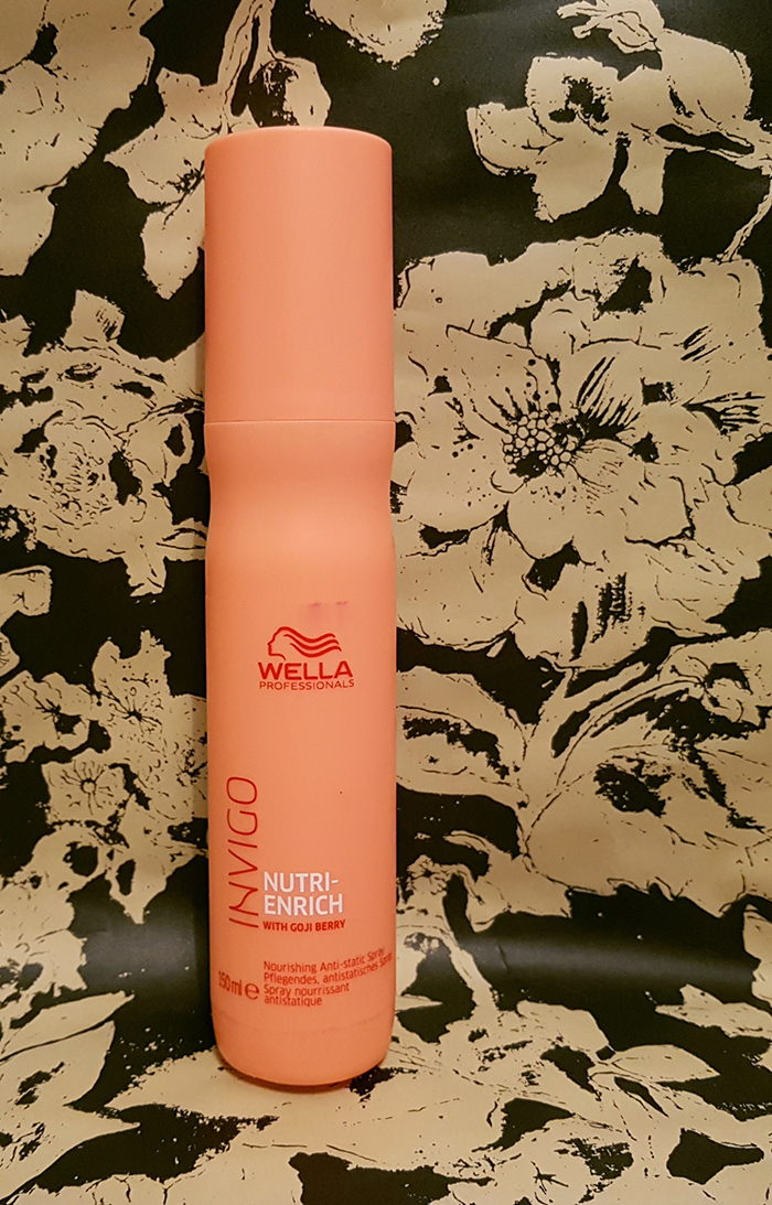 Wella Professionals Invigo Nutri-Enrich Anti-Static Spray