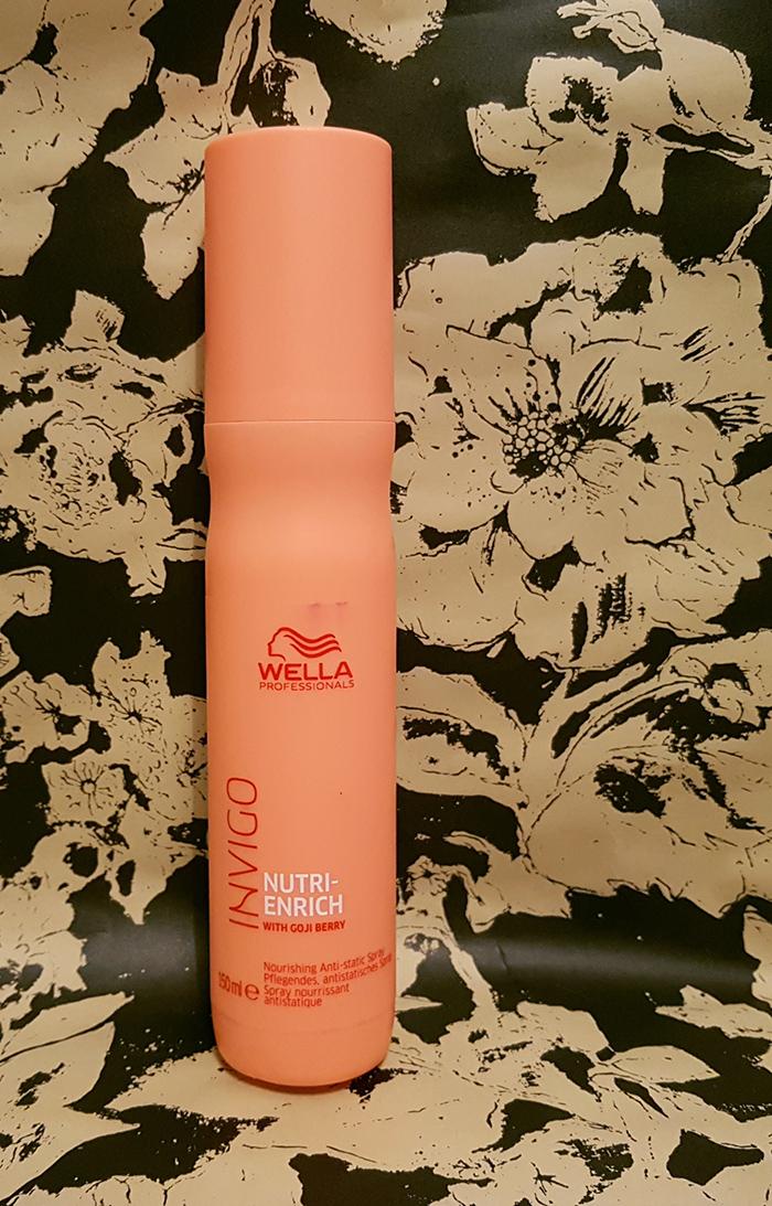 Wella Professionals Invigo Nutri-Enrich Anti-Static Spray