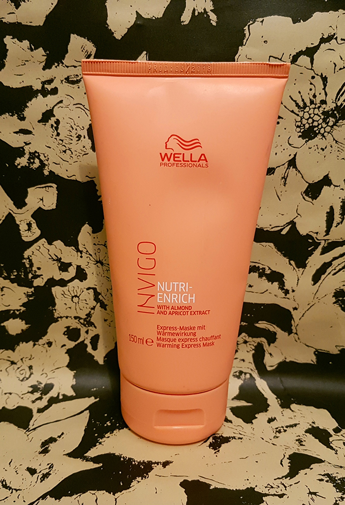 Wella Professionals Invigo Nutri-Enrich Warming Express Mask