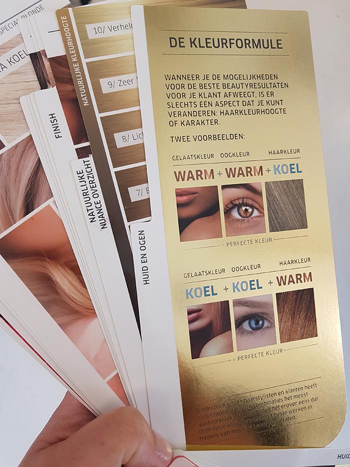 Wella Professionals kleurenkaart