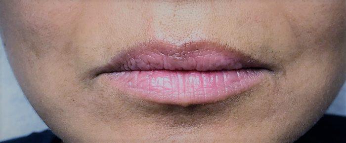 permanente make-up lippen