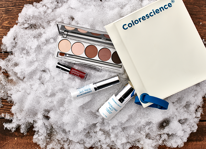 Colorescience refresh and renew