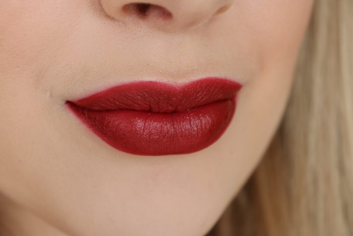 Make up Factory Magnetic Lips Crimson Red