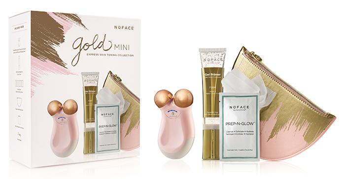NuFACE Gold Mini Set