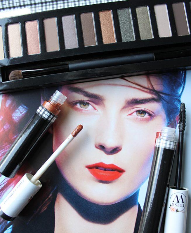 Miss W make-up