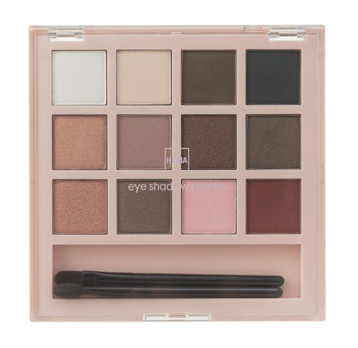 HEMA Nude Palette