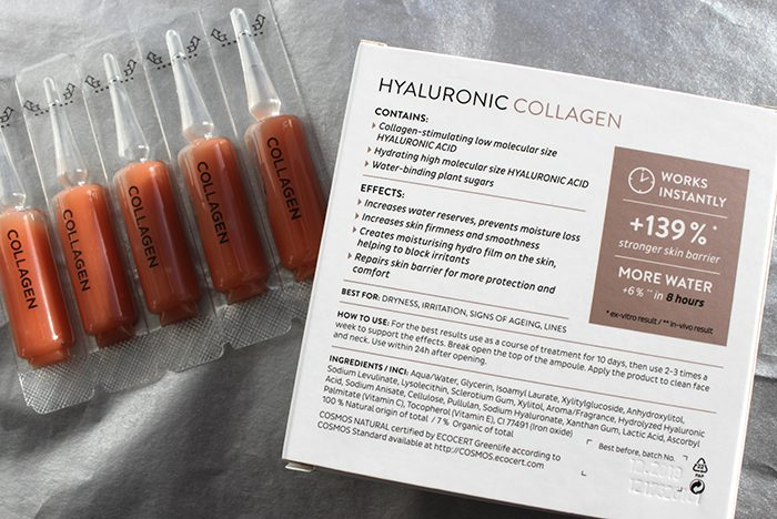 Madara Boosters Hyaluronic