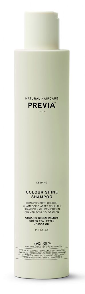 Previa Colour Shine Shampoo