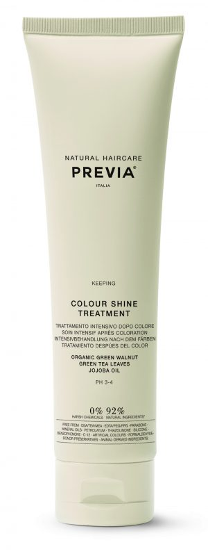 Previa Colour Shine Treatment