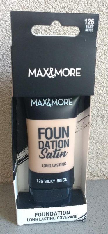 Max&More foundation