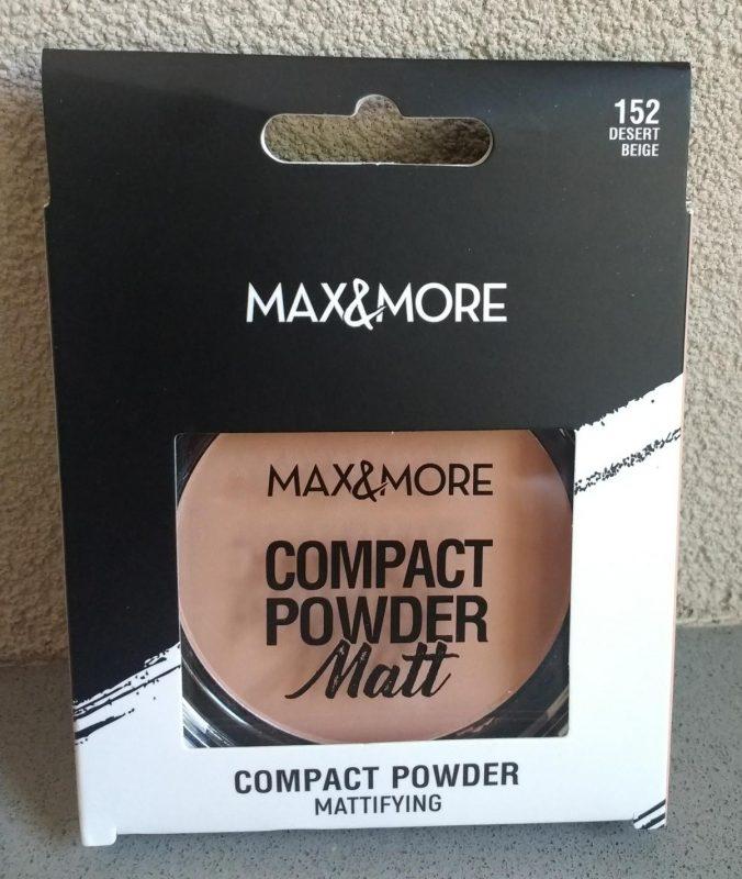Max&More poeder
