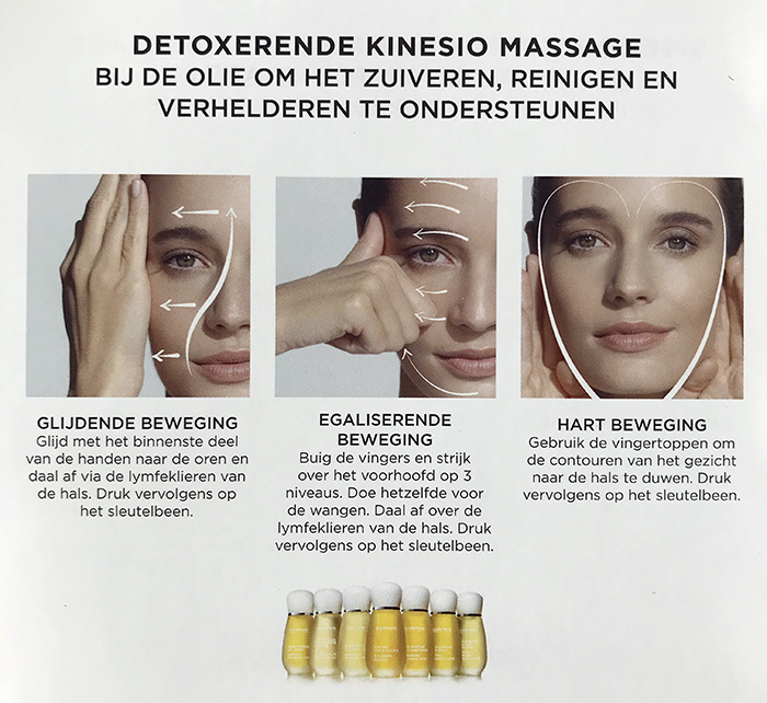 Darphin Kinesio Massage