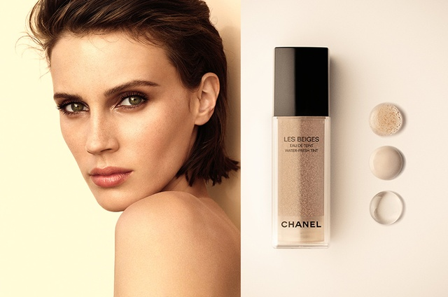 chanel les beiges waterfresh tint