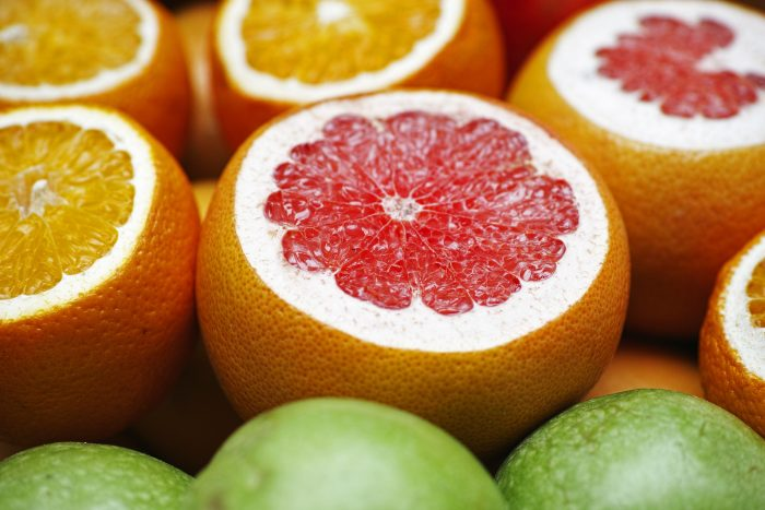 citrus en melanoom
