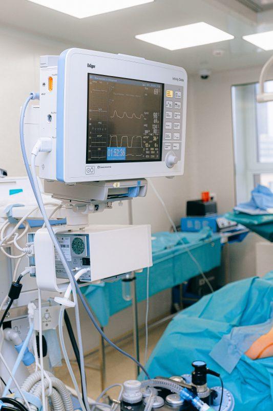 medische scan