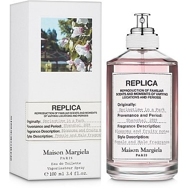 Maison Margiela Springtime in a Park