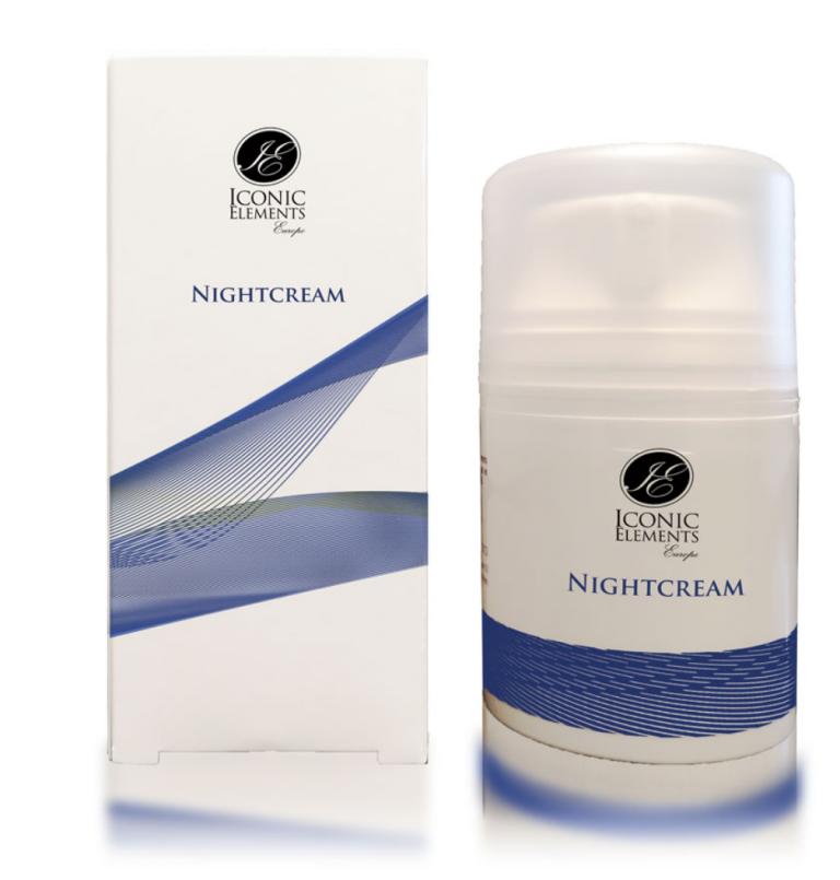 iconic elements night cream