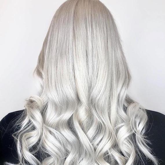 grijs haar