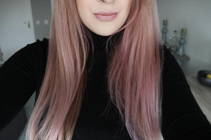 roze haar