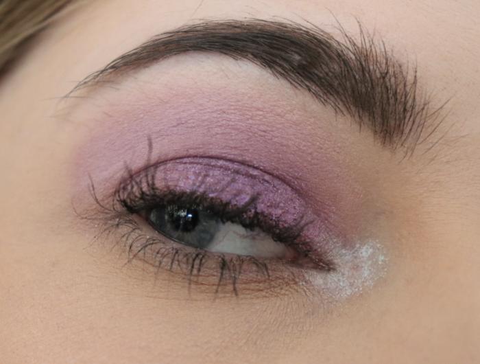 paarse look
