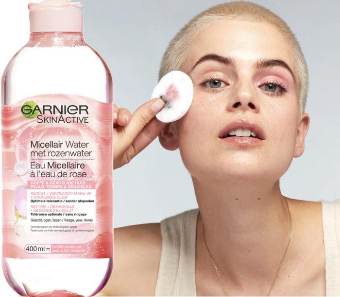 garnier rozenwater