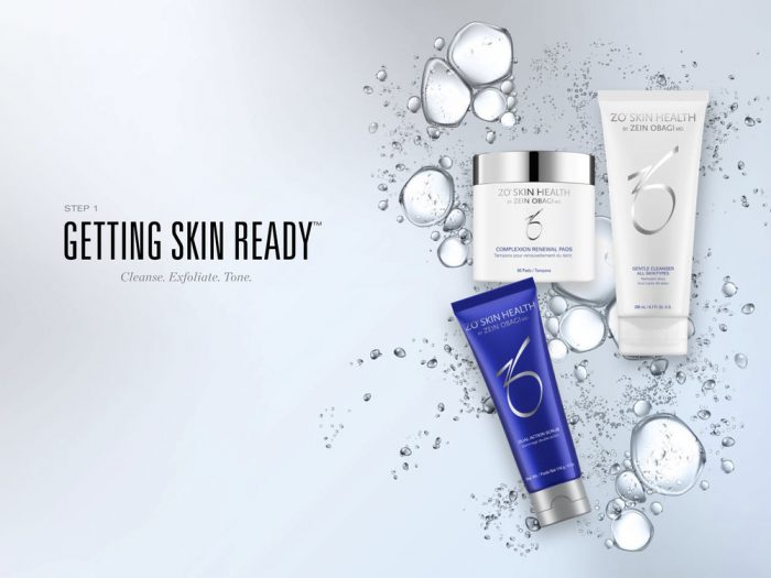 ZO Skin Health Getting Skin Ready