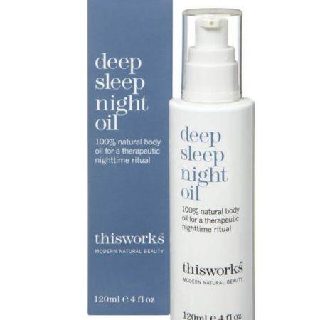 this works sleep oil