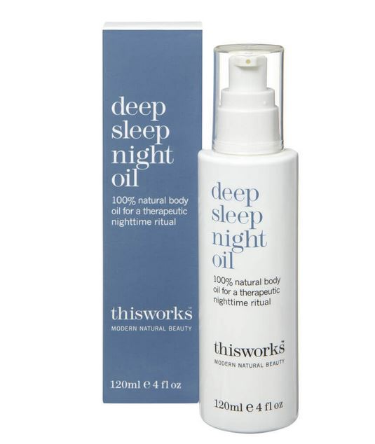 this works sleep oil