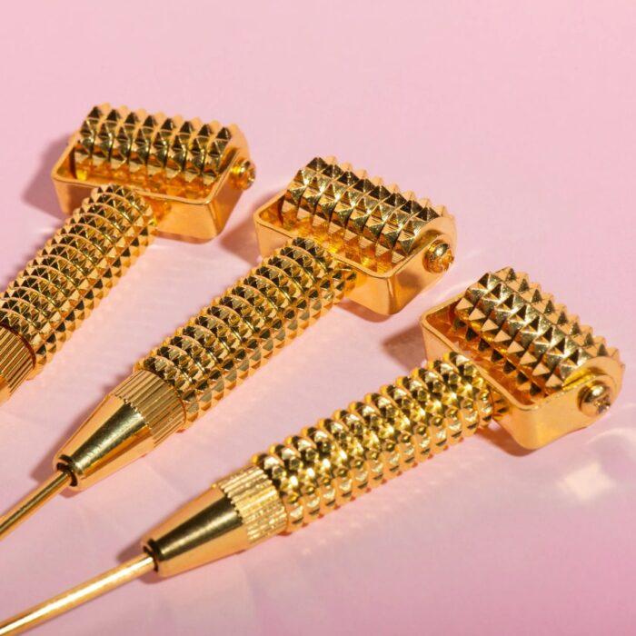 golden spike roller