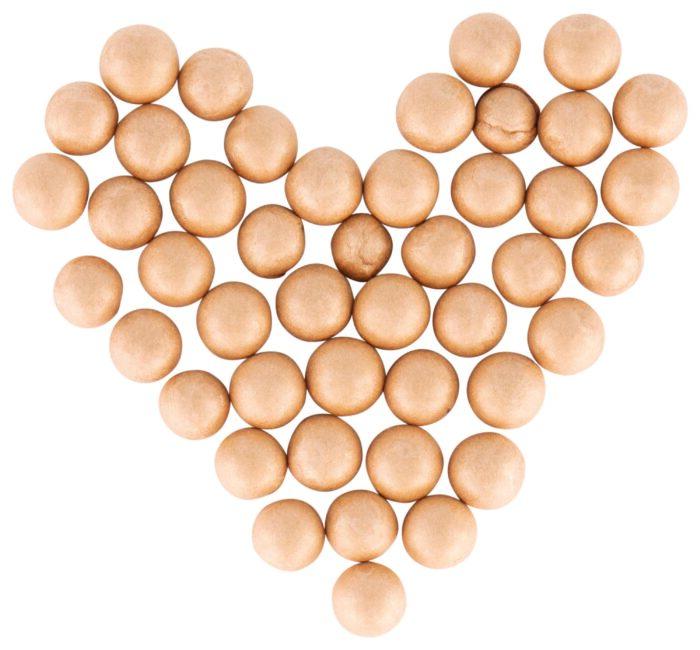 bronzing parels