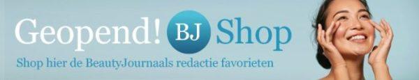 beautyjournaal shop banner