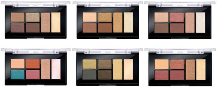 rimmel power palettes
