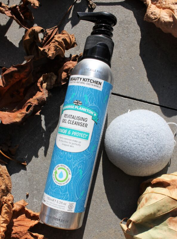 beauty kitchen gel cleanser