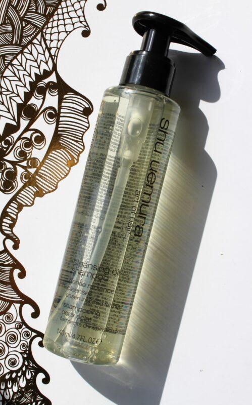 hair oil cleanser