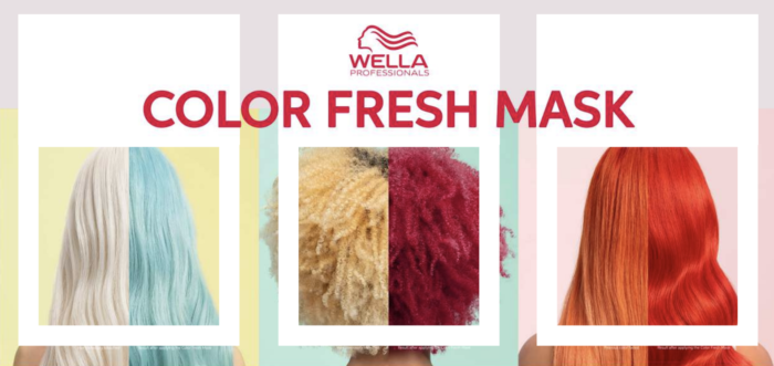 wella color fresh mask