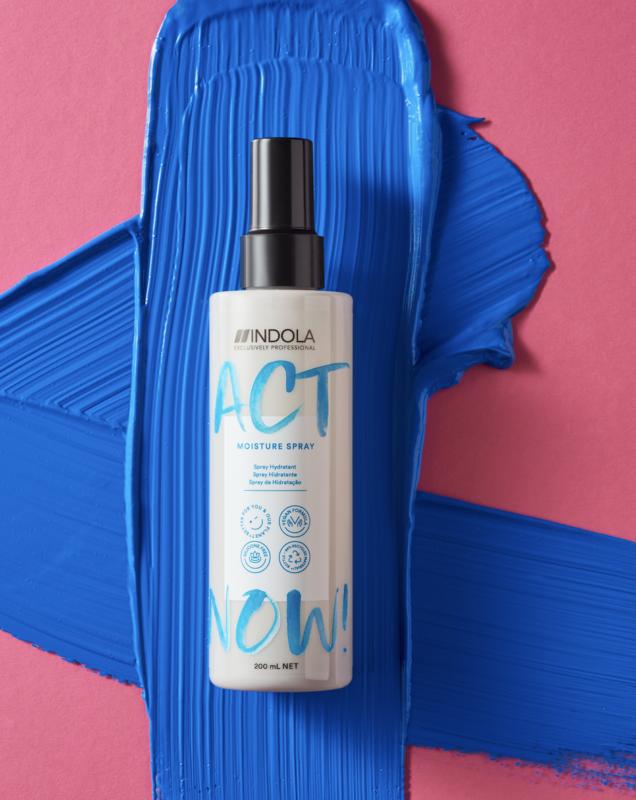 act now moisture spray