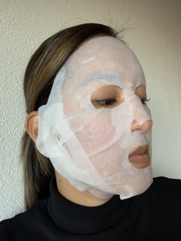 red apax masker