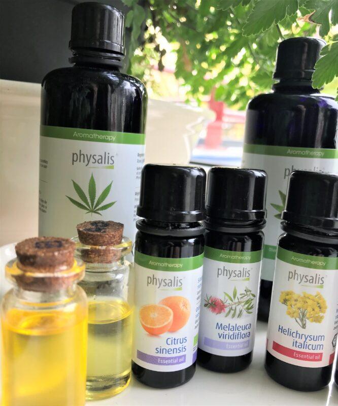 physalis olie