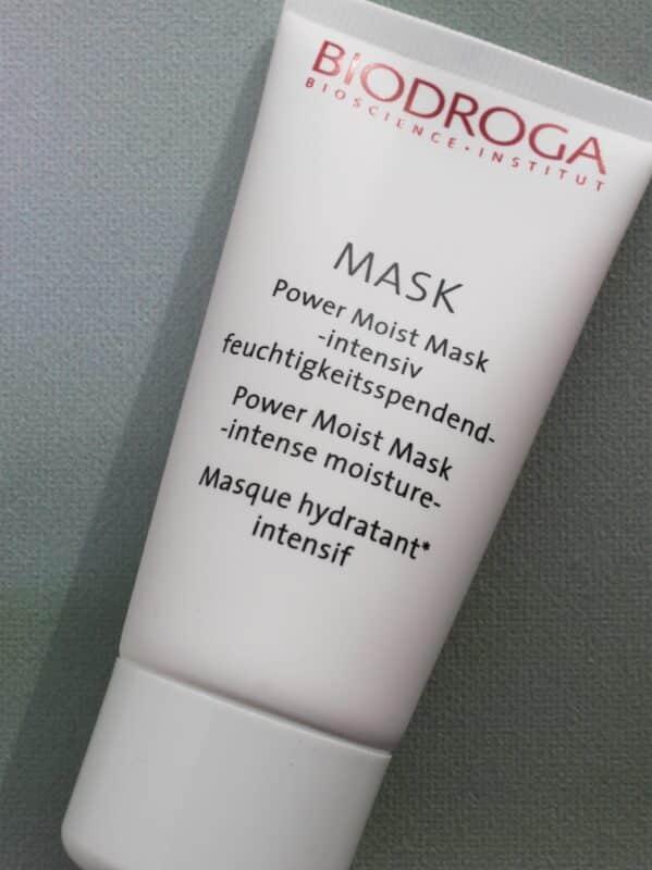 biodroga power moist mask