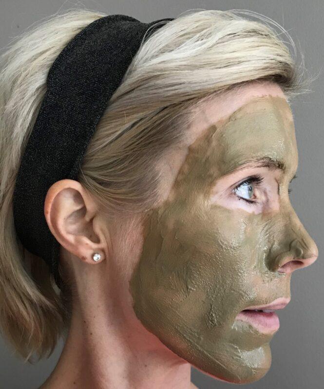 detoxifying mask