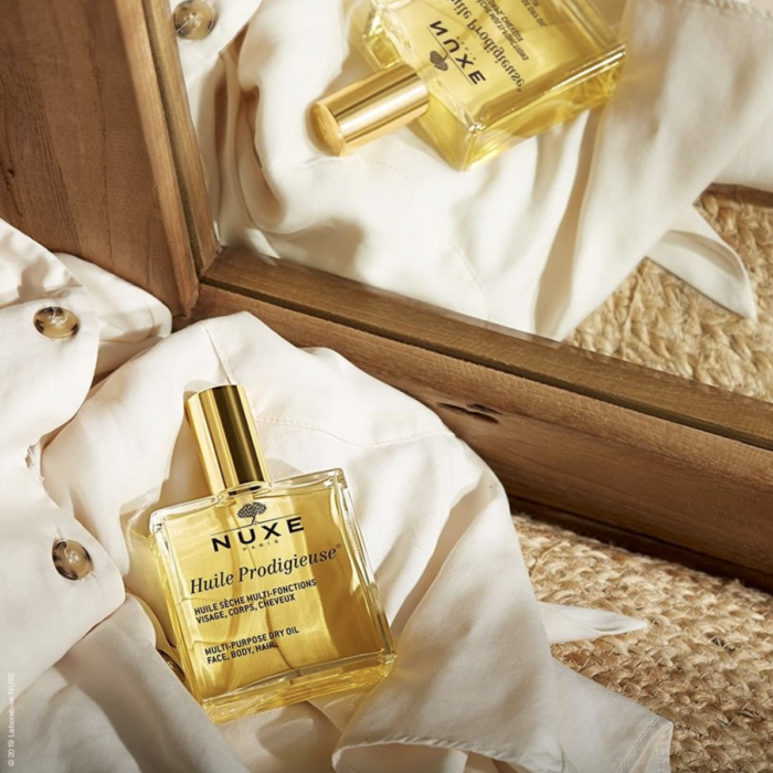 nude body oil