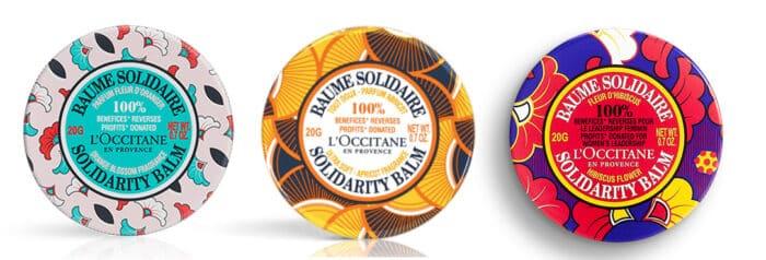 loccitane solidarity