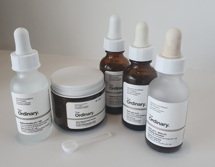 the ordinary producten
