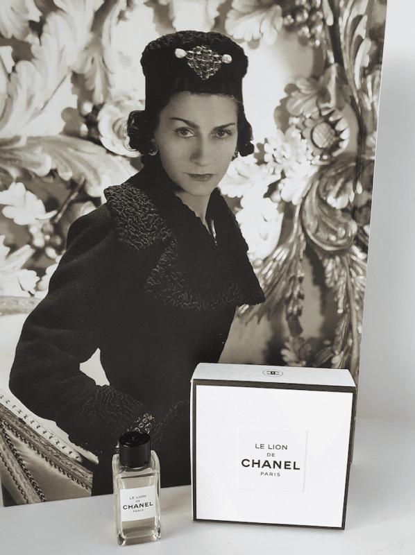Chanel le lion